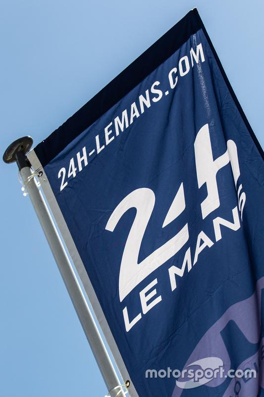 logo / signage 24 Hours of Le Mans