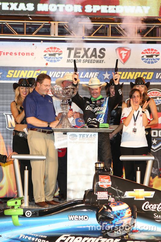 Vencedor Scott Dixon, Chip Ganassi Racing Chevrolet
