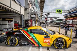 #66 JMW Motorsport Ferrari 458 GTE