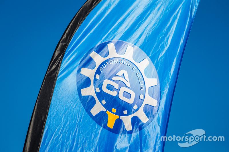 Logo / signage ACO