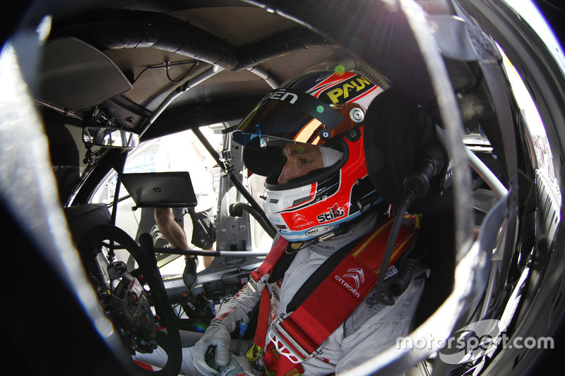 Jose Maria Lopez, Citroën C-Elysée WTCC, Citroën World Touring Car Team
