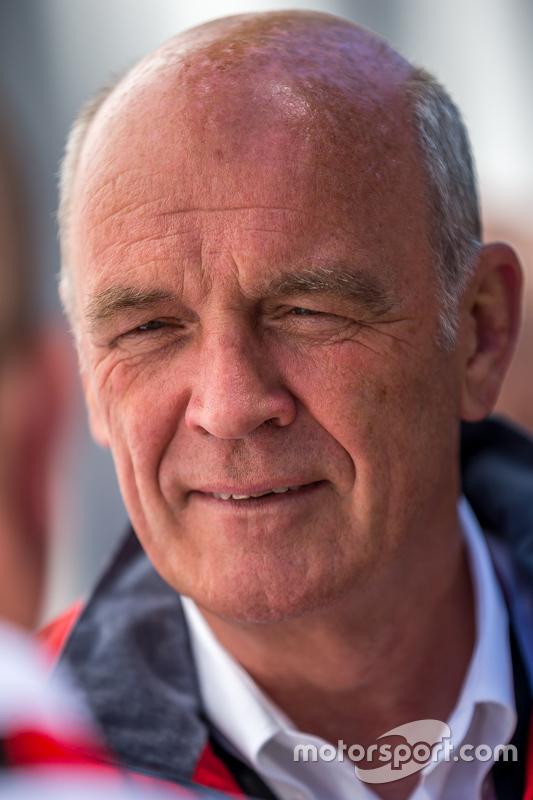 Audi Sport Team Joest, Dr. Wolfgang Ullrich