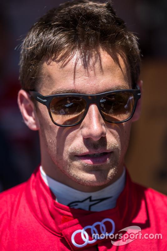 #9 Audi Sport Team Joest, Audi R18 e-tron quattro: Filipe Albuquerque