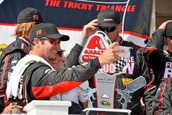 1.  Martin Truex jr., Furniture Row Racing, Chevrolet
