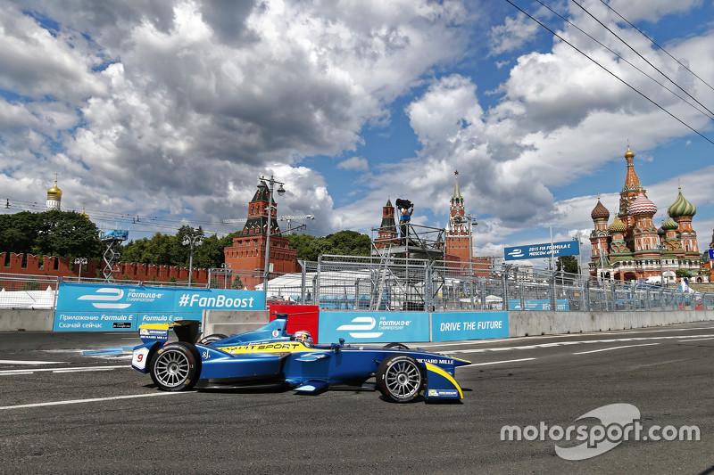 Себастьен Буэми, e.dams-Renault Formula E Team