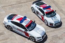 Les Safety Car Audi pour les 24h du Mans 2015