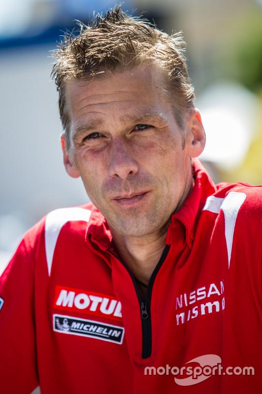 Audi Sport Team Joest: Michael Krumm