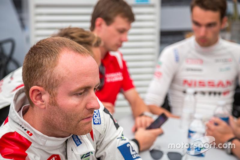Nissan Motorsports: Olivier Pla