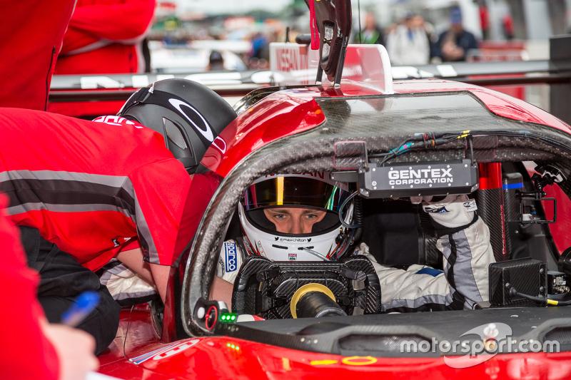 #23 Nissan Motorsports Nissan GT-R LM NISMO: Max Chilton