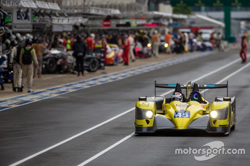 #45 Ibanez Racing ORECA 03R: П'єр Перре, Хосе Ібанес, Іван Беллароза