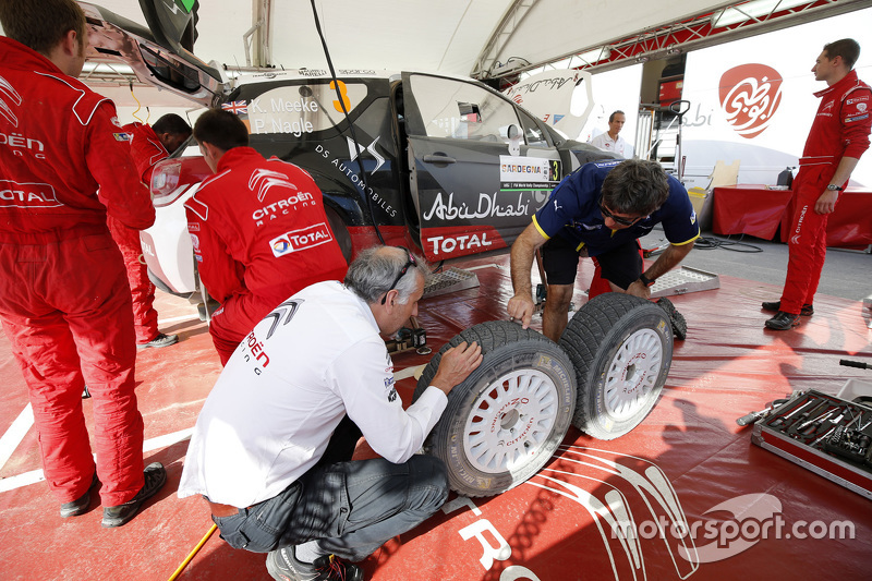Citroën територія команди