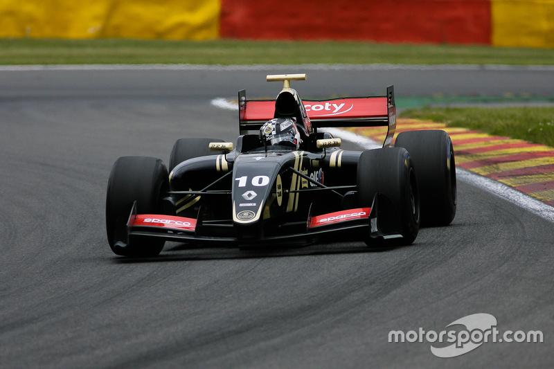 #10 Lotus: Meindert van Buuren