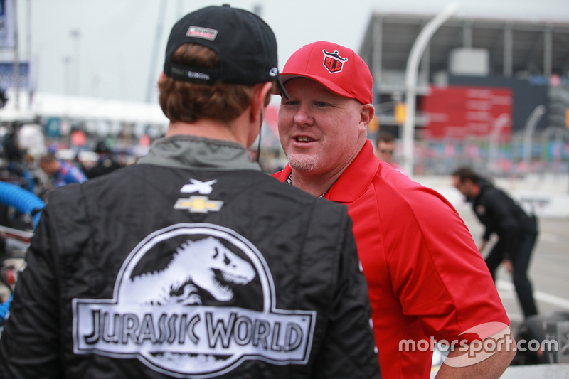 Paul Tracy und Scott Dixon, Chip Ganassi Racing, Chevrolet