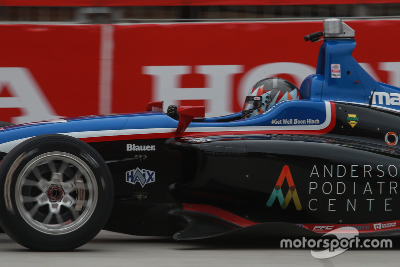 R.C. Enerson, Schmidt Peterson Motorsports