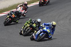 Aleix Espargargo, Team Suzuki MotoGP та Пол Еспаргаро, Tech 3 Yamaha