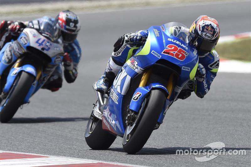 Maverick Viñales, Suzuki MotoGP Takımı ve Scott Redding, Marc VDS Racing Honda