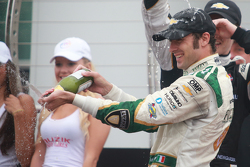 Podium: Segundo lugar, Luca Filippi, CFH Racing Chevrolet