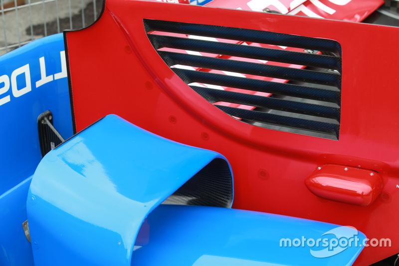 Chevrolet, Aerodynamik-Detail