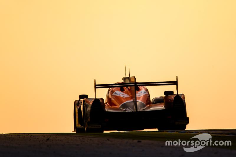 #26 G-Drive Racing, Ligier JS P2: Roman Rusinov, Julien Canal, Sam Bird