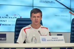 Марк Шульжицкий, Nissan