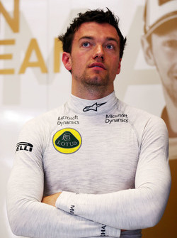 Jolyon Palmer, Lotus F1 Team Test and Reserve Driver