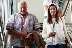 Dr. Helmut Marko, Red Bull Motorsport, Berater