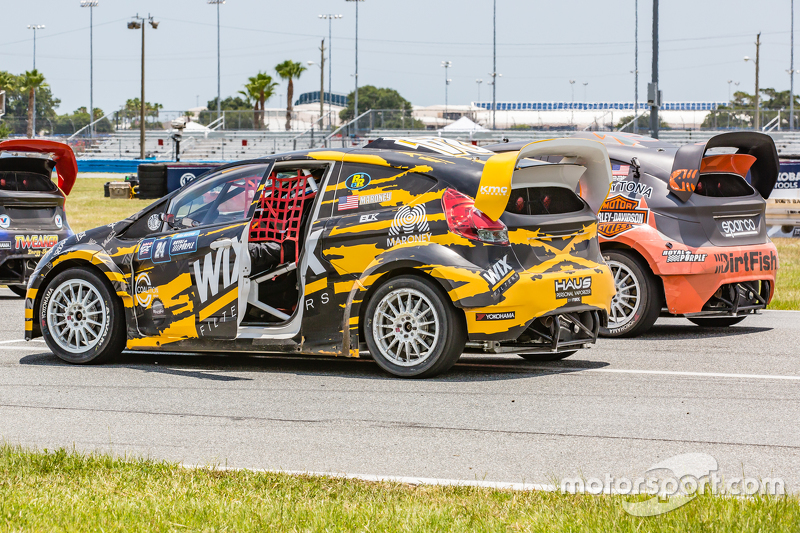 Miles Maroney, Dreyer & Reinbold Racing Ford