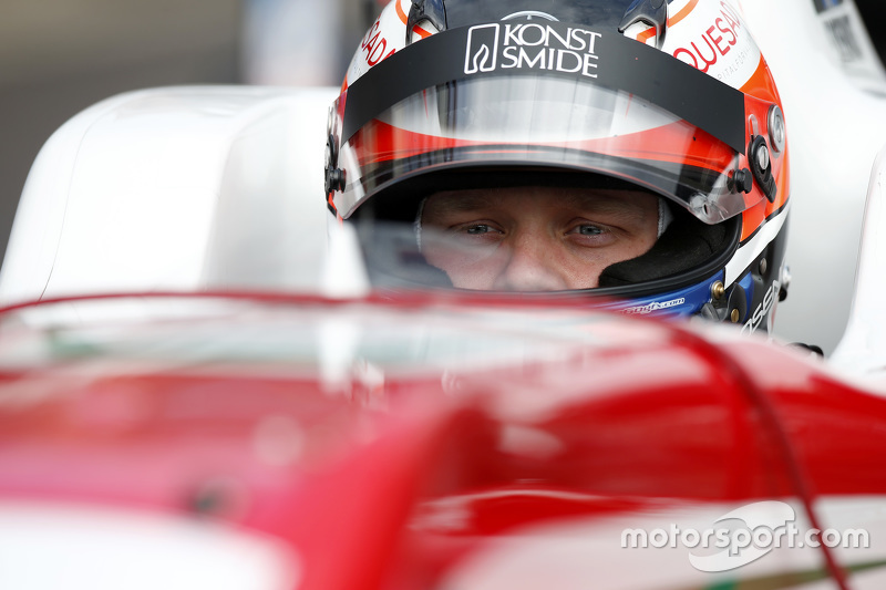 Felix Rosenqvist, Prema Powerteam, Dallara F312 Mercedes-Benz