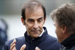 Эмануэле Пирро, FIA Stewart