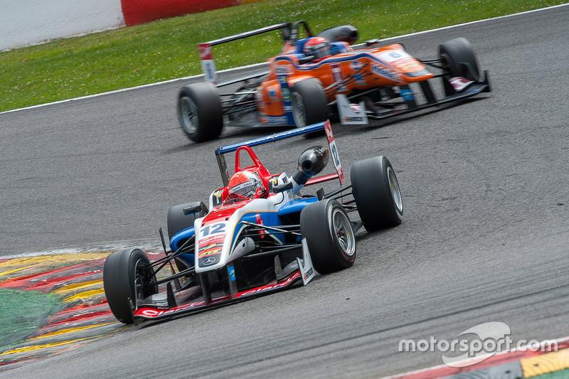 Pietro Fittipaldi, Fortec Motorsports, Dallara F312 - Mercedes-Benz