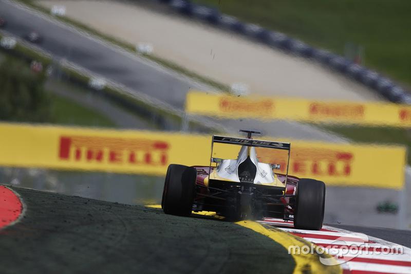 Red Bull Ring - Samin Gomez, Campos Racing