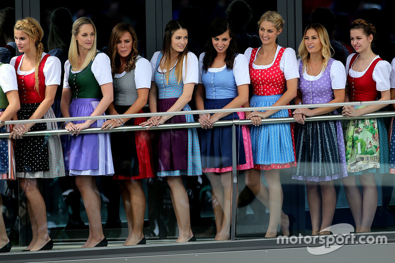 Lovely Austrian girls