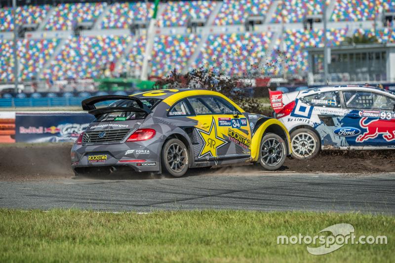 Tanner Foust, Andretti Autosport Volkswagen