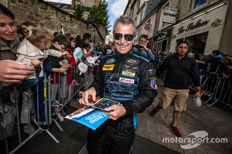 Parade Aston Martin: Kevin Buckler