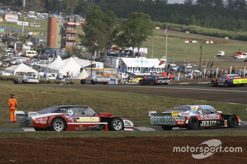 Pedro Gentile, JP Racing Chevrolet and Christian Dose, Dose Competicion Chevrolet