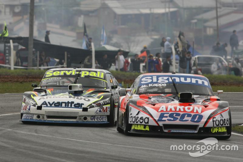 Guillermo Ortelli, JP Racing Chevrolet and Diego de Carlo, JC Competicion Chevrolet