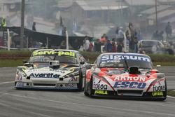 Guillermo Ortelli, JP Racing, Chevrolet, und Diego de Carlo, JC Competicion, Chevrolet