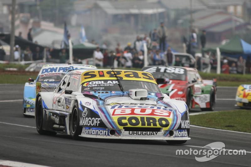 Mauricio Lambiris, Coiro Dole Racing Torino ve Martin Ponte, RUS Nero53 Racing Dodge ve Jose Manuel Urcera, JP Racing Torino