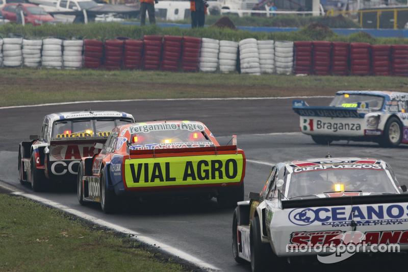 Juan Manuel Silva, Catalan Magni Motorsport Ford dan Jonatan Castellano, Castellano Power Team Dodge