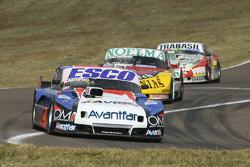 Jose Savino, Savino Sport, Ford; Prospero Bonelli, Bonelli Competicion, Ford, und Mariano Altuna, Altuna Competicion, Chevrolet
