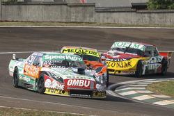 Facundo Ardusso, Trotta Competicion Dodge, dan Jonatan Castellano, Castellano Power Team Dodge, dan Prospero Bonelli, Bonelli Competicion Ford