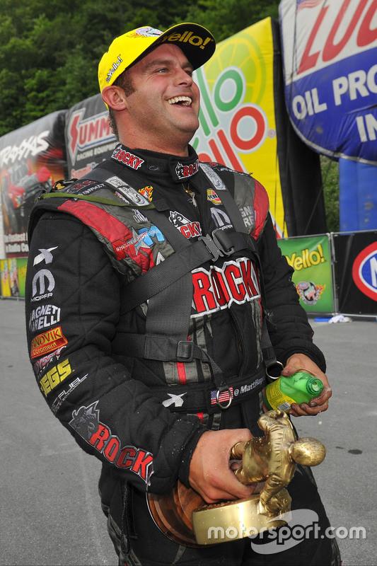 Funny-Car-Sieger Matt Hagan