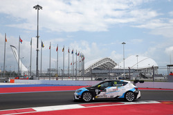 Andrea Belicchi, SEAT Leon, Target Competition