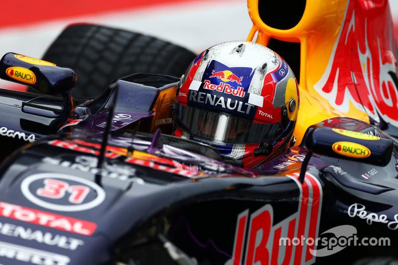 П'єр Геслі, Red Bull Racing RB11 Тестовий гонщик