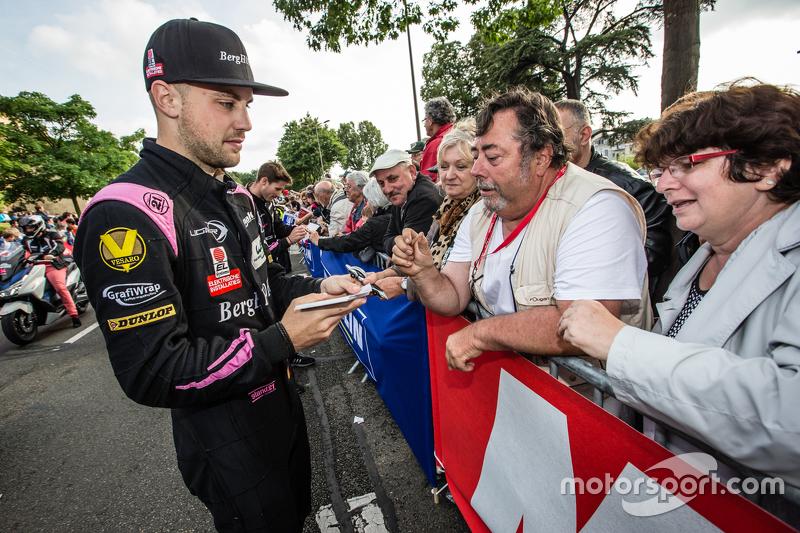 #34 OAK Racing Ligier JS P2: Laurens Vanthoor