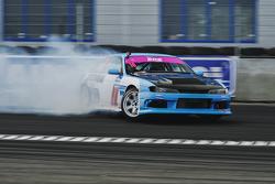 Александр Сиверцев, Nissan Silvia s14 во время квалификации