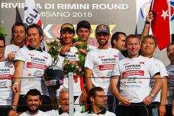 Toprak Razgatlioglu e Kenan Sofuoglu, Kawasaki Puccetti Racing