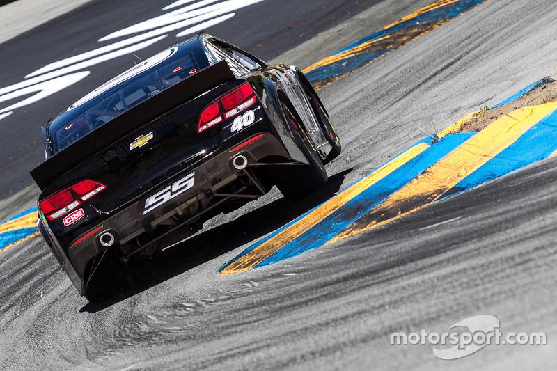 Landon Cassill, Hillman Racing Chevrolet