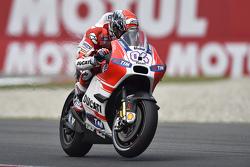 Андреа Довізіосо, Ducati Team