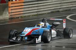 7 Charles Leclerc, Van Amersfoort Racing Dallara Volkswagen, 21 Alexander Albon, Signature Dallara V